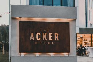 Das ACKER Hotel - Burgheim
