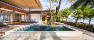 Luxury Beachfront Villa Akoya Playa Santa Teresa