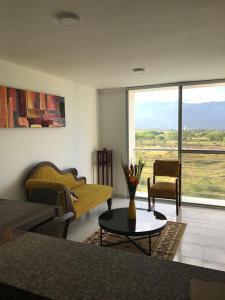 Encantador Y Tranquilo Apartamento Amoblado - El Salado