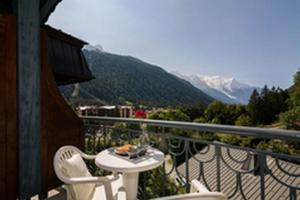Residence Le Cristal Mont Blanc 18
