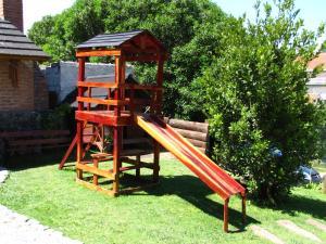 Loma Escondida Apart Cabañas & Spa, Turistaházak  Villa Gesell - big - 14