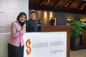 Auberges de jeunesse - Sama Sama Express KLIA (Airside Transit Hotel)