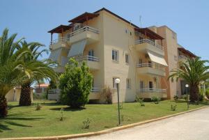Hotel Afrika Achaia Greece