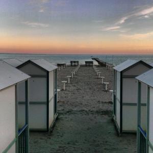 Residence Villa Marina, Apartmanhotelek  Grado - big - 22
