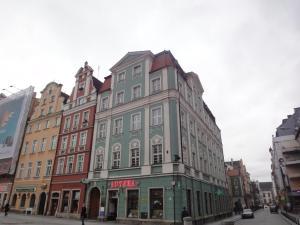 24W Apartments Rynek, Вроцлав