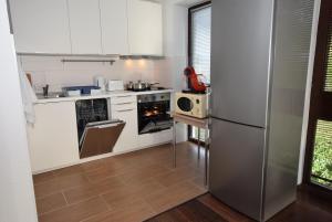 AB Apartment Objekt 55, Apartmanok  Stuttgart - big - 5