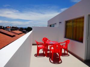 Backpacker Bar&Suites, Hostels  Santa Cruz de la Sierra - big - 14