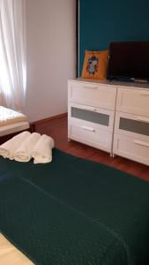 Family Beach Club Pensjonata Olecki, Отели типа «постель и завтрак»  Дзвижино - big - 20