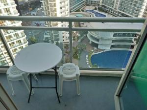Azure Urban Resort Tinoyshome, Apartmanok  Manila - big - 83