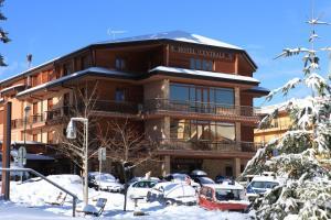 Hotel Centrale - Gambarie d'Aspromonte