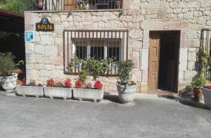 Pensión Solís, Penziony  Cangas de Onís - big - 8