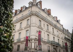 emblème de l'établissement Mercure Rennes Centre Place Breta