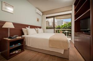 Standard Double Room The Capital Sao Paulo Itaim Bibi Future Grand Mercure