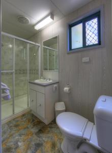 Bright Accommodation Park, Комплексы для отдыха с коттеджами/бунгало  Брайт - big - 9