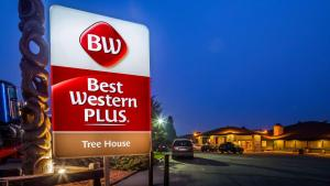 Best Western Plus Tree House - Hotel - Mount Shasta