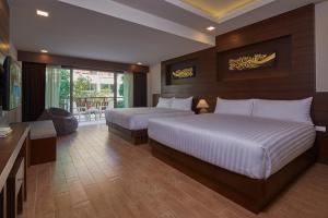 The Agate Pattaya Boutique Resort, Курортные отели  Южная Паттайя - big - 19