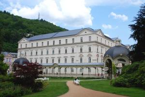 Lázeňský Hotel Sadový Pramen - Karlovy Vary