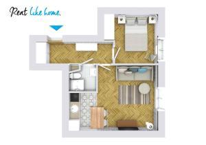 Rent like home Nowolipie 3