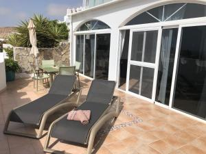 Aminas Ferienbungalow Fuerteventura, Costa Calma