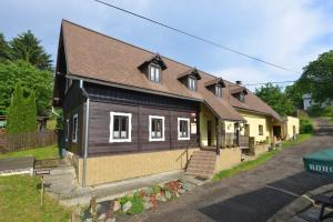 Accommodation in Kryštofovo Údolí