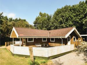 Holiday home Gulspurvevænget XII, Dovolenkové domy  Humble - big - 25