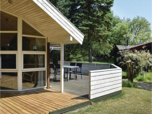 Holiday home Gulspurvevænget XII, Dovolenkové domy  Humble - big - 27
