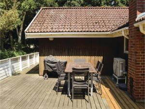 Holiday home Gulspurvevænget XII, Dovolenkové domy  Humble - big - 20