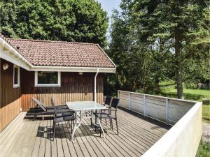 Holiday home Gulspurvevænget XII, Dovolenkové domy  Humble - big - 24