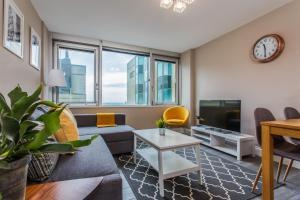 Brighton Verde Sea View Apartment - برايتون أند هوف