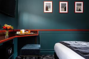 Montparnasse Daguerre, Hotely  Paříž - big - 10