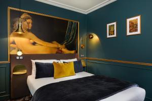 Montparnasse Daguerre, Hotely  Paříž - big - 9