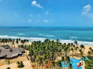 Beach Village Residence - 3º andar, Appartamenti  Fortaleza - big - 20