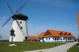 3 hvězdičkový hotel Bukovanský mlýn Bukovany Česko