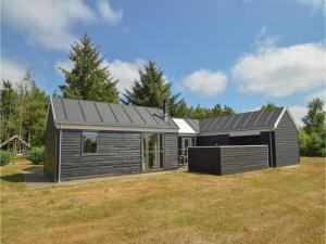 Three-Bedroom Holiday home Højslev with a room Hot Tub 09 - Lund