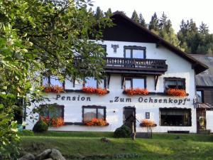 """Hotel Hotel-Pension """"Zum Ochsenkopf"""" Bischofsgrün Německo"""