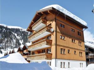 Saashorn, Ferienwohnungen  Oberwald - big - 14