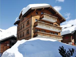 Saashorn, Ferienwohnungen  Oberwald - big - 10