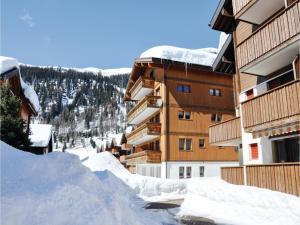 Saashorn, Ferienwohnungen  Oberwald - big - 18