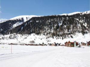 Saashorn, Ferienwohnungen  Oberwald - big - 19