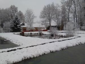 Rybvelvet, Prázdninové domy  Skořenice - big - 35