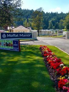 Moffat Manor Holiday Park, Комплексы для отдыха с коттеджами/бунгало  Beattock - big - 40