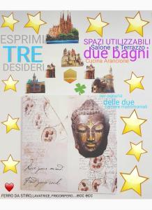 Esprimi Tre Desideri - AbcAlberghi.com