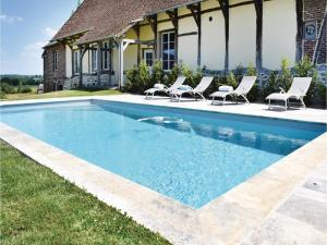 Three-Bedroom Holiday Home in Gournay-en-Bray, Case vacanze  Gournay-en-Bray - big - 23