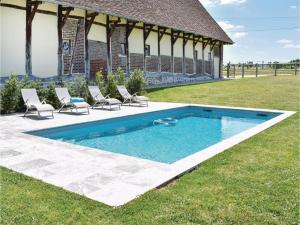 Three-Bedroom Holiday Home in Gournay-en-Bray, Case vacanze  Gournay-en-Bray - big - 17