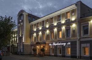 Pokrovskiy Posad - Nizhny Novgorod