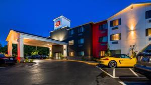 Best Western Plus Portland Airport Hotel & Suites, Hotels  Parkrose - big - 105