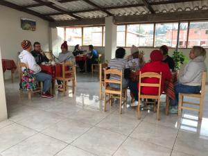 Hostel Apu Qhawarina, Hostince  Ollantaytambo - big - 47