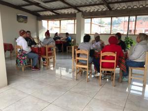 Hostel Apu Qhawarina, Penziony – hostince  Ollantaytambo - big - 48