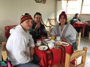 Hostel Apu Qhawarina, Hostince  Ollantaytambo - big - 49