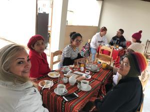 Hostel Apu Qhawarina, Hostince  Ollantaytambo - big - 50